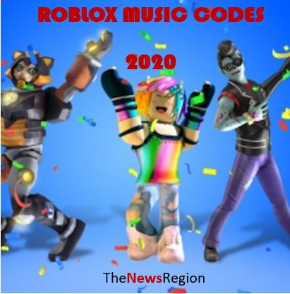 Roblox music code at thenewsregion.com
