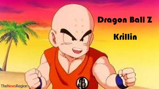 Dragon Ball Z Krillin