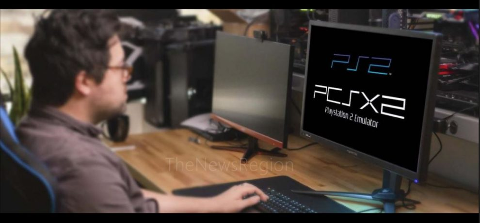Sony ps2 games on pc