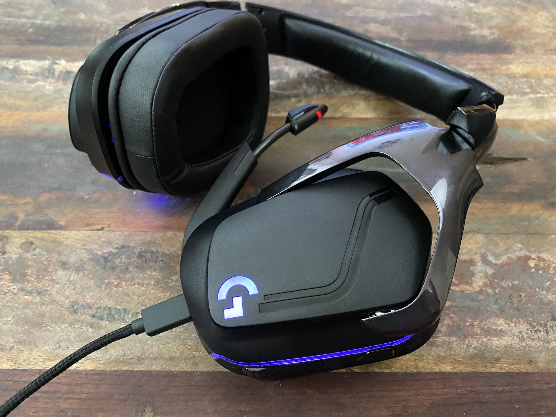 gaming headsets logitech g935