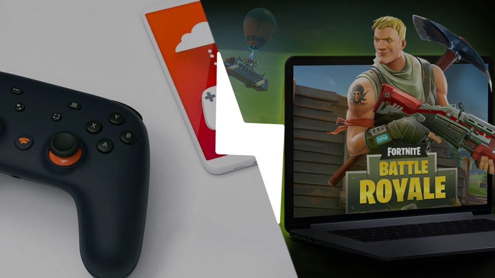 google stadia and geforce now