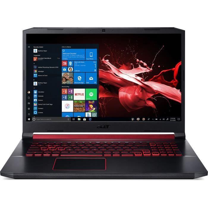 best gaming laptop ACER NITRO 5
