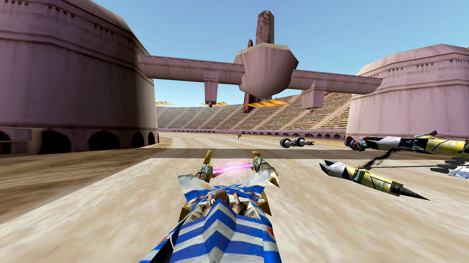 Star Wars Episode I_ Racer