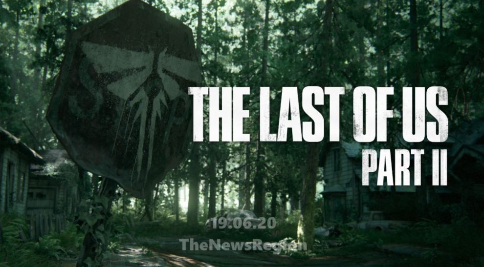 the last of us 2 from Naughty Dog and Sucker Punchat thenewsregion - Naughty Dog