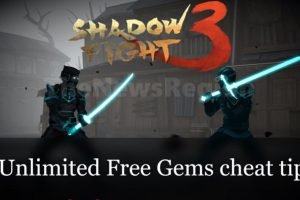 Shadow fight 3 unlimited free gems