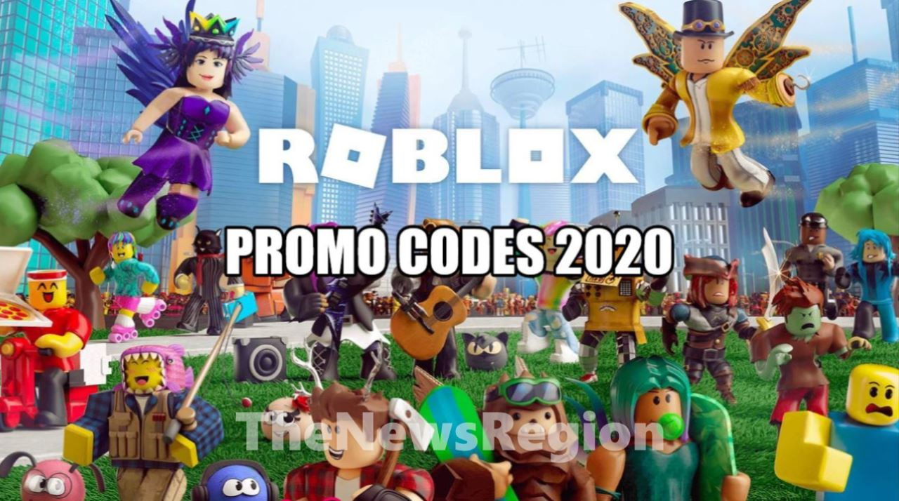 Update Newest Roblox Promo Codes 2020 Thenewsregion Com