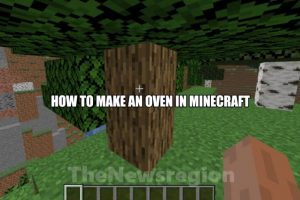 Minecraft oven