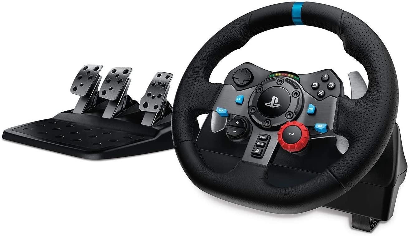 steering wheel Logitech g29