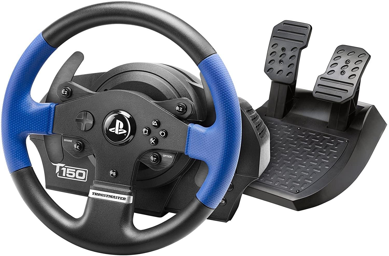 Thrustmaster T150 RS steering wheel