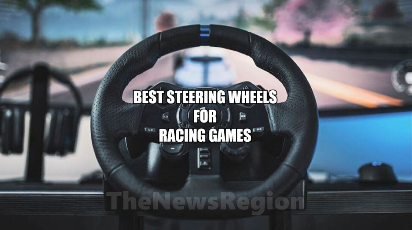 Best steering wheels for PS4, PC and Xbox One racing games