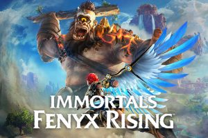 Immortals Fenyx Rising at thenewsregion